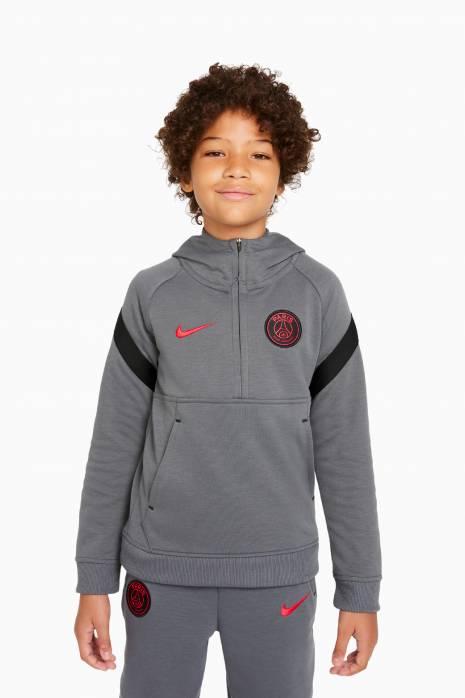 Bluza Nike PSG 21/22 Travel Hoodie HZ Junior
