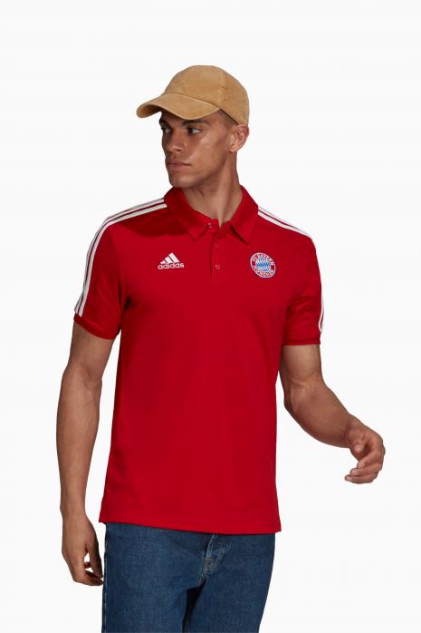 Tričko adidas FC Bayern 21/22 Polo