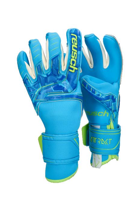 Brankárske rukavice Reusch Attrakt Pro AX2 Evolution NC