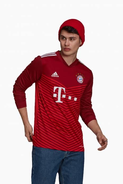 Tričko adidas FC Bayern 21/22 domácí LS