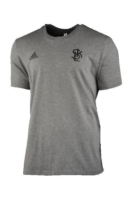 Koszulka adidas Core 18 Tee ŁKS Łódź