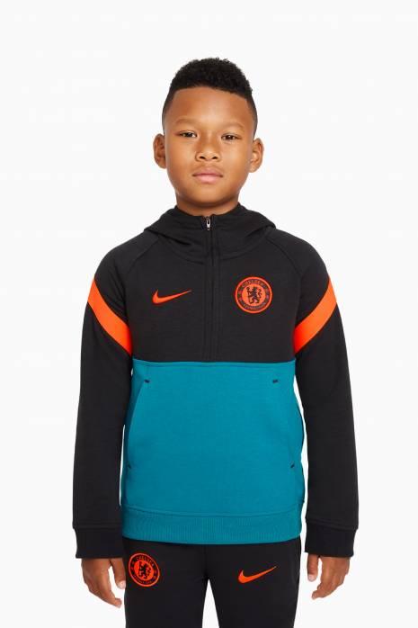Bluza Nike Chelsea FC 21/22 Travel Hoodie HZ Junior