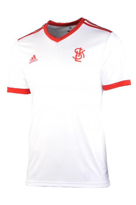 Koszulka adidas Tabela 18 Logo ŁKS Łódź