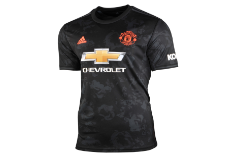 Koszulka adidas Manchester United 19/20 Trzecia Jersey Black