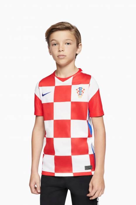 Koszulka Nike Chorwacja 2020 Domowa Breathe Stadium Junior