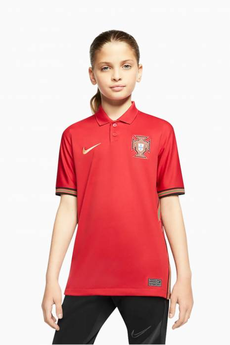 Tričko Nike Portugal 2020 Home Breathe Stadium Junior