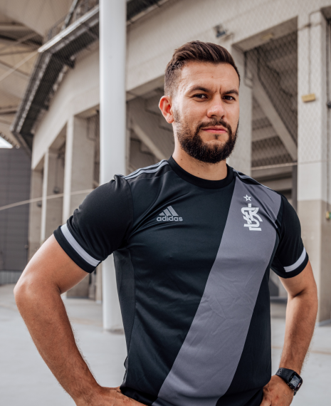Koszulka adidas ŁKS Łódź Replika Wyjazdowa 2020/21