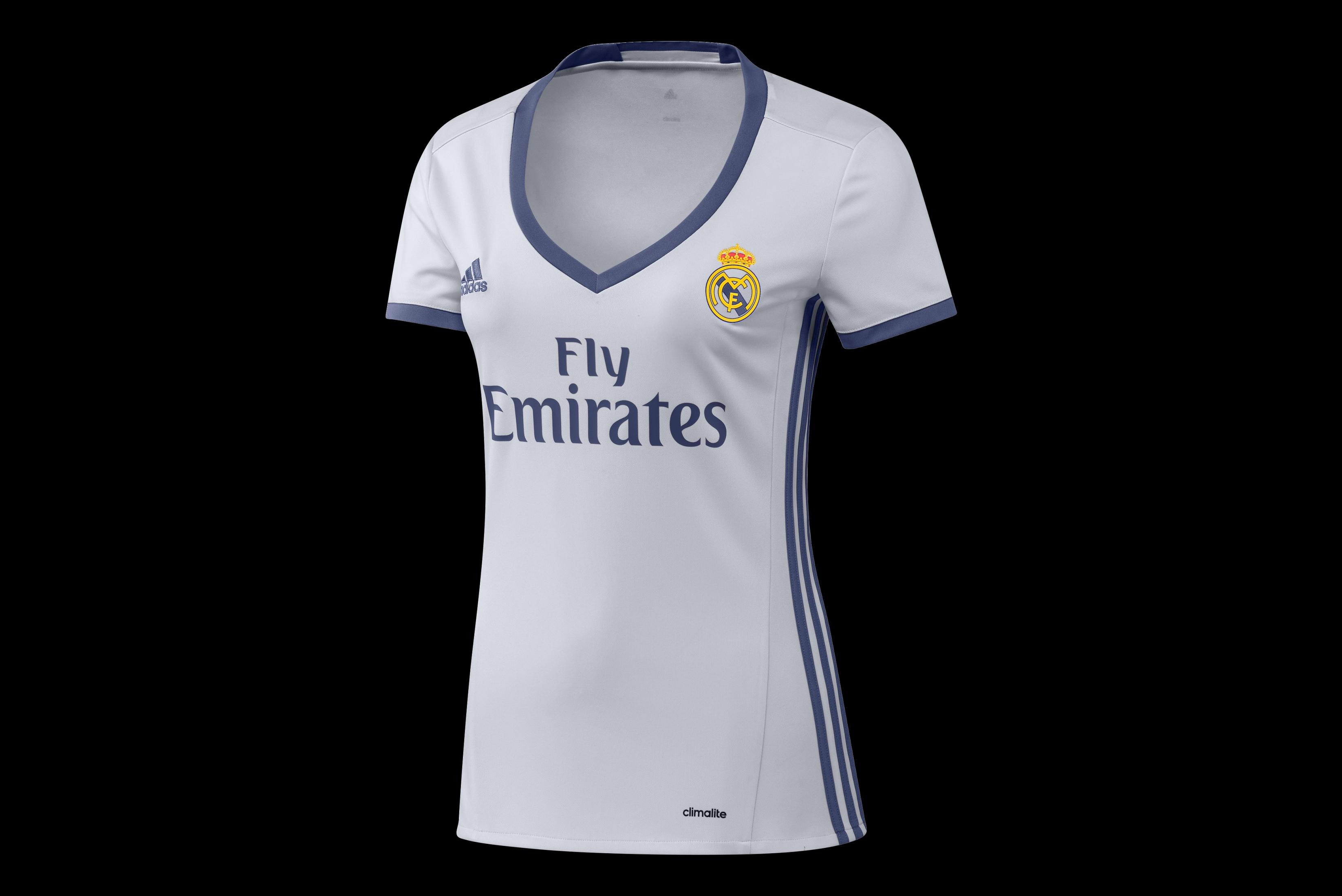 Koszulka adidas Real Madryt 201617 Domowa Damska AI5188