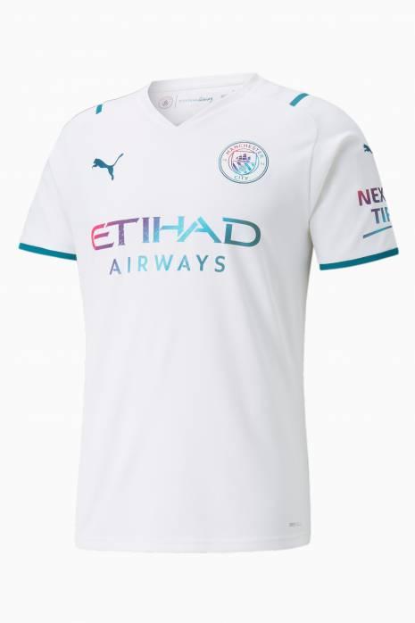 Tričko Puma Manchester City FC 21/22 Away Replica