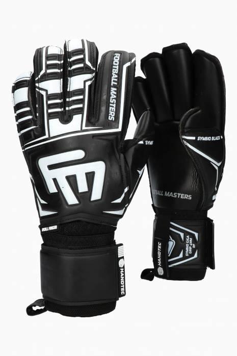Brankárske rukavice Football Masters SYMBIO BLACK PROTECTION RF