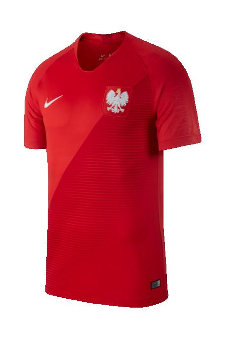 Tričko Nike Polsko Breathe Stadium výjezdní Junior