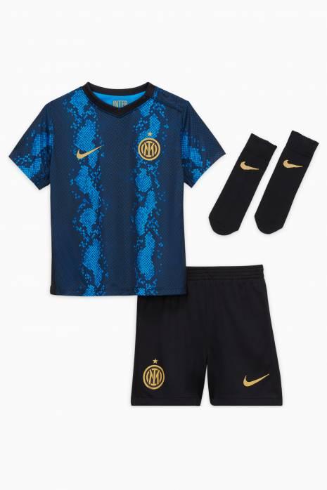 Komplet Nike Inter Mediolan 21/22 Domowy Breathe Infant