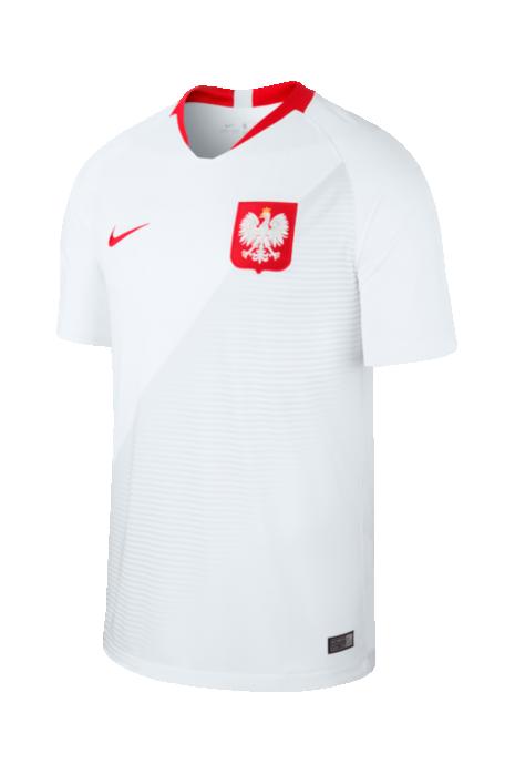 Tričko Nike Polsko Breathe Stadium domácí Junior