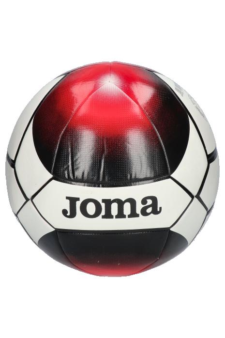 Míč Joma Dynamic Soccer Ball Silver-Red velikost 5