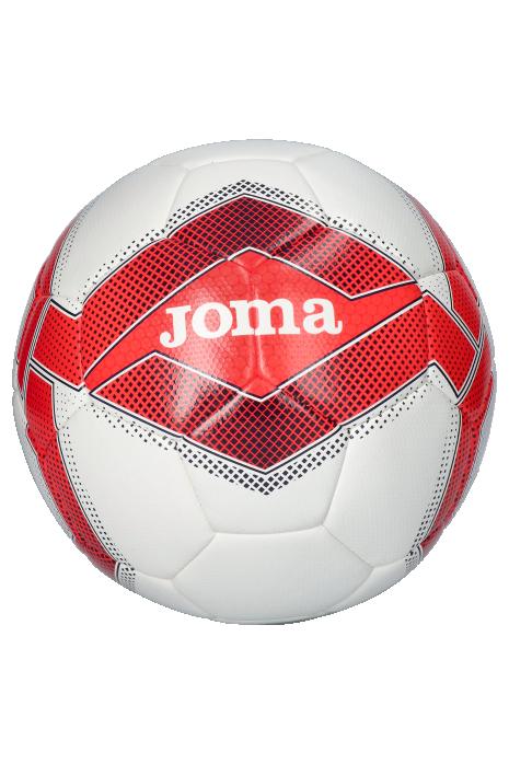 Lopta Joma Balon Platium Rojo-Blanco veľkosť 5
