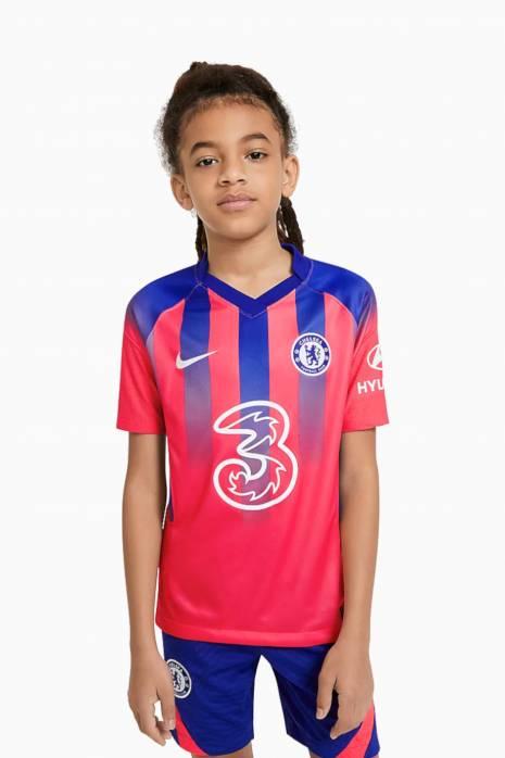 Tričko Nike Chelsea FC 20/21 Tretie Breathe Stadium Junior