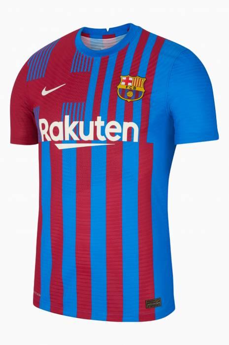 Tričko Nike FC Barcelona 21/22 Home Vapor Match