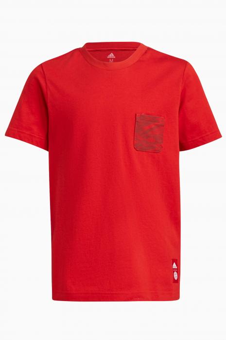 Tričko adidas FC Bayern Tee Junior
