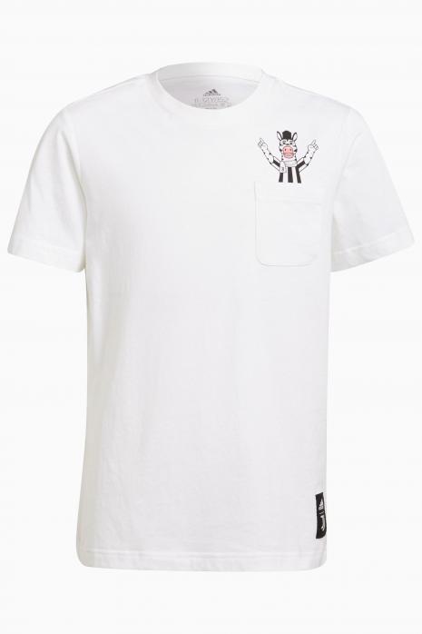 Tričko adidas Juventus FC 21/22 Tee Junior