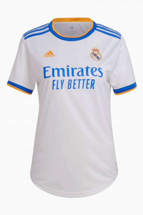 Tričko adidas Real Madrid 21/22 domácí Women Replica
