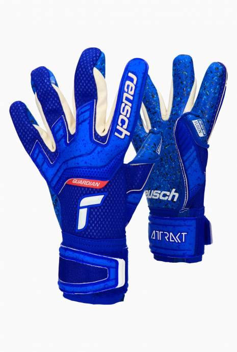 Brankářské rukavice Reusch Attrakt Fusion Guardian Junior
