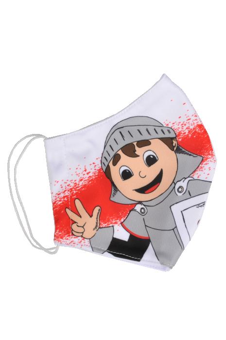 Dětská maska ŁKS Łódż