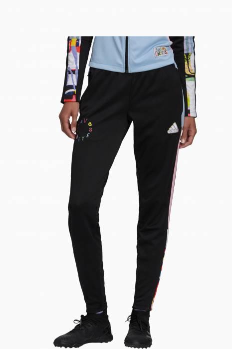 Kalhoty adidas Love Unites Tiro Track dámské