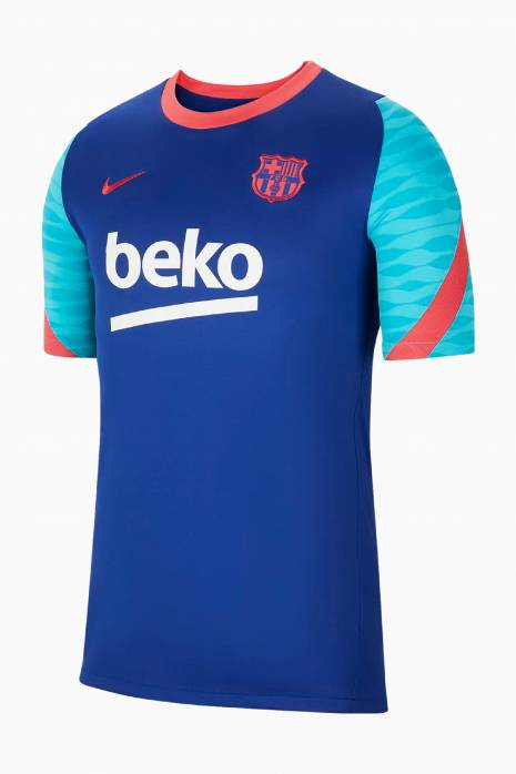 Tričko Nike FC Barcelona 20/21 VaporKnit Strike Top