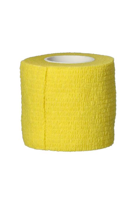 Taśma Select do getr szeroka 5cmx4.5m żółta