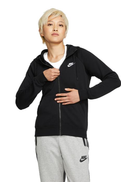 Mikina Nike NSW Essential Hoodie FZ Fleece Women