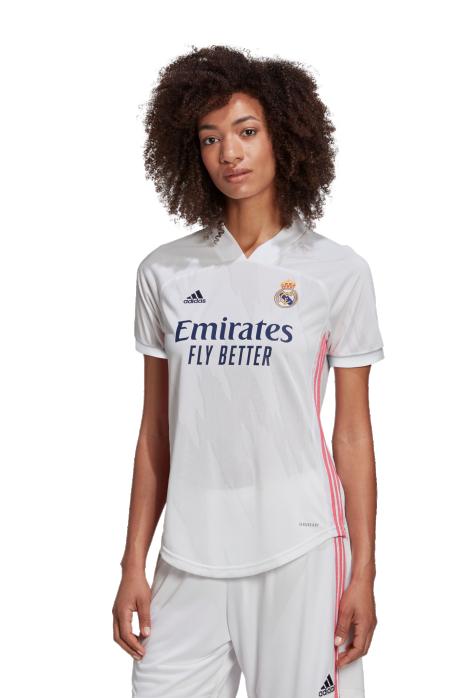 Tričko adidas Real Madrid 20/21 Domáci Replika dámské