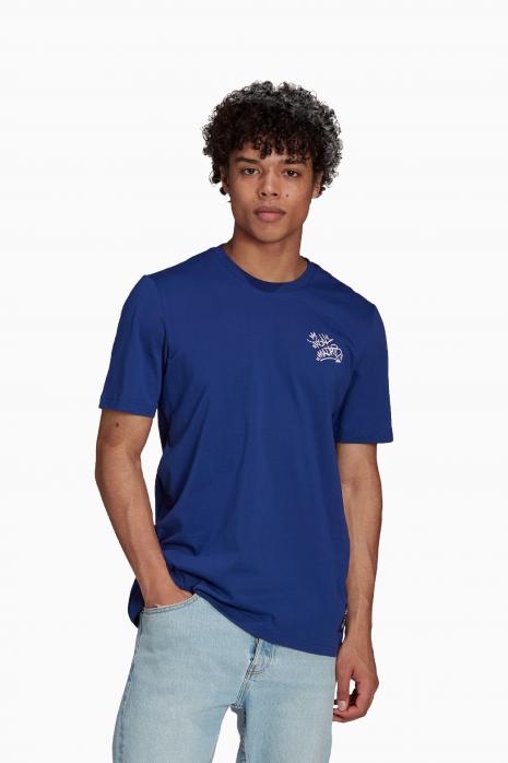 Koszulka adidas Real Madryt Street Tee