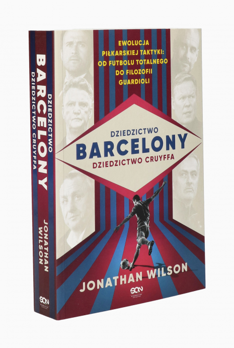Książka Dziedzictwo Barcelony, Dziedzictwo Cruyffa.