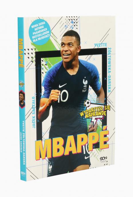 Książka Mbappé. Nowy książę futbolu.