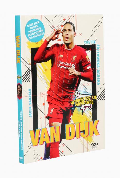 Książka Van Dijk. Holenderska skała.