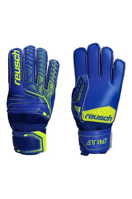 Brankárske rukavice Reusch Attrakt SG Extra Finger Support