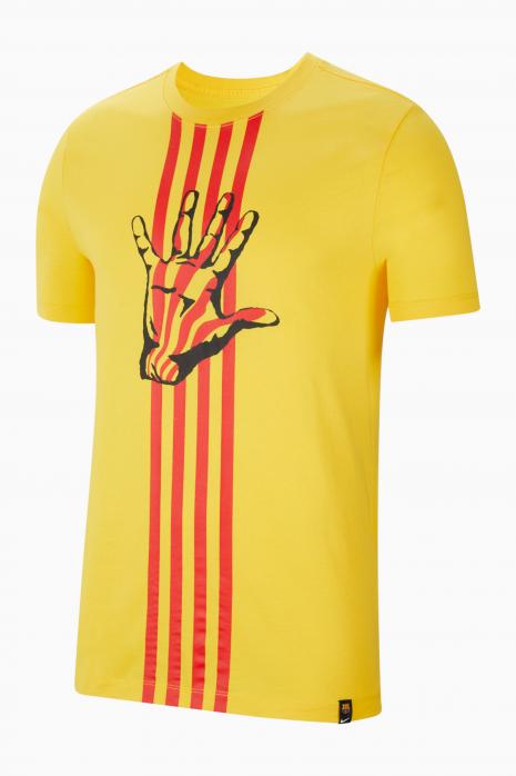 Koszulka Nike FC Barcelona Tee El Clasico Junior