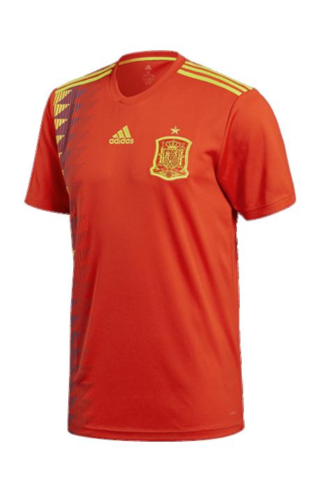 Tričko adidas FEF Španělsko domácí Replica