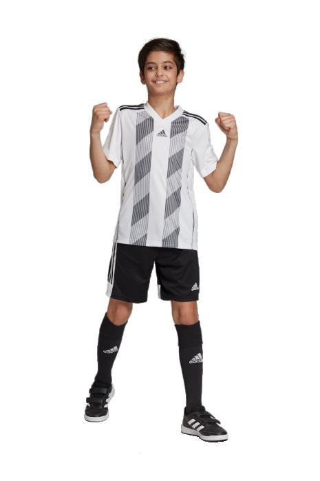 Tričko adidas Striped 19 Junior
