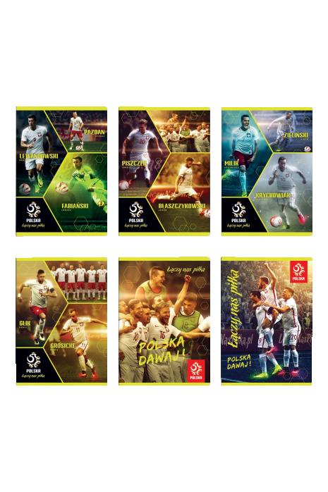 Zeszyt A5 60 kartek