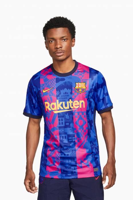 Tričko Nike FC Barcelona 21/22 Tretie Stadium