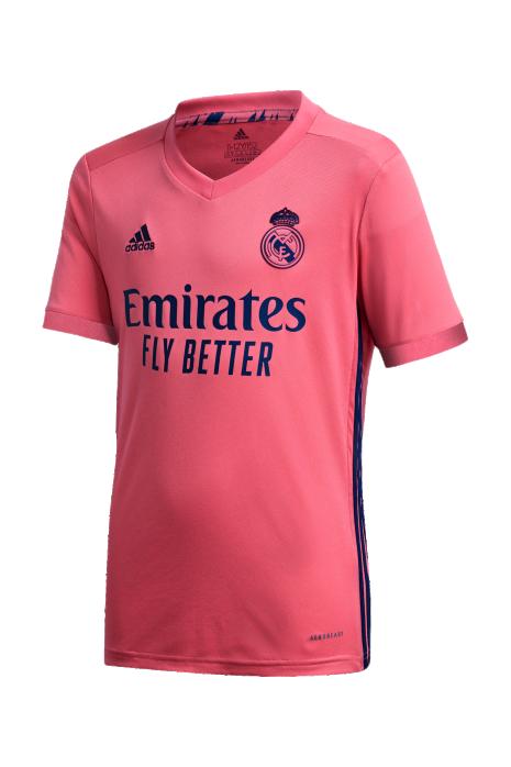 Tričko adidas Real Madrid 20/21 Hostia Junior
