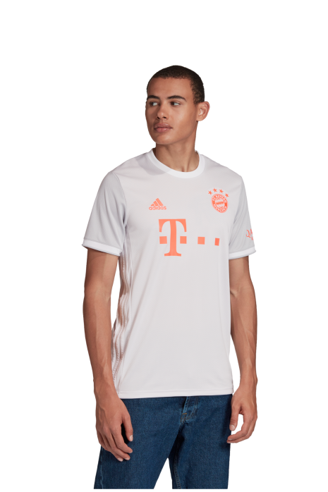 Tričko adidas FC Bayern Mníchov 20/21 Hostia