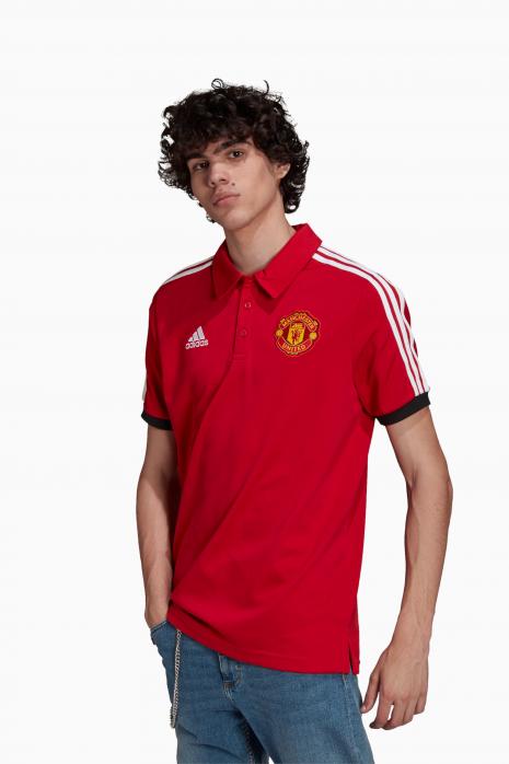 Tričko adidas Manchester United 21/22 Polo