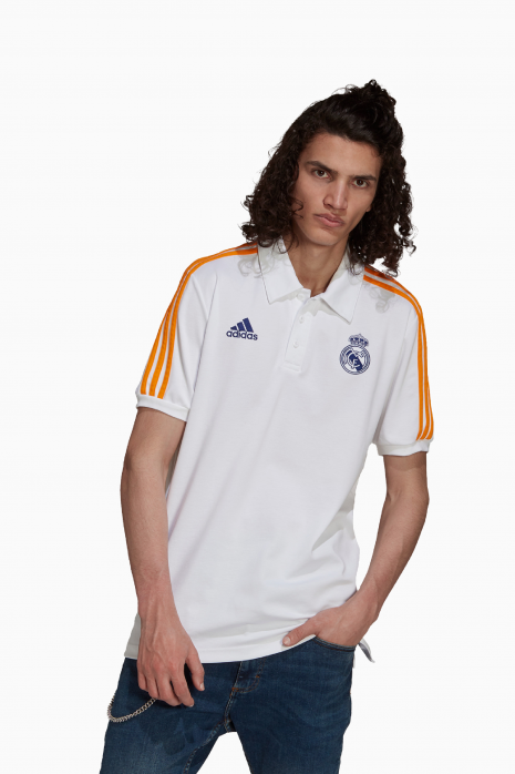 Tričko adidas Real Madrid 3S Polo