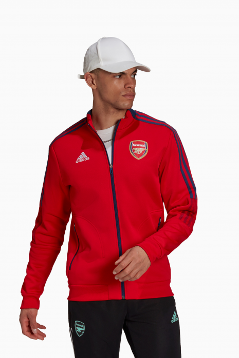 Bluza adidas Arsenal Londyn 21/22 Tiro Anthem