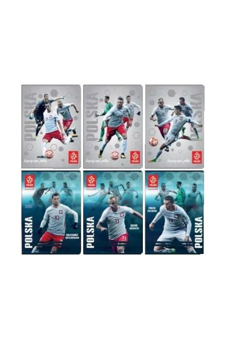 Zeszyt A5 80 kartek reprezentacji Polski
