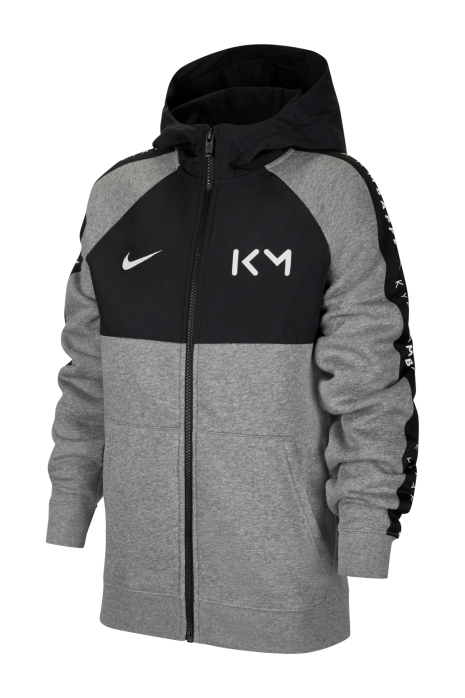 Bluza Nike Hybrid FLC Kylian Mbappé Hoodie Junior