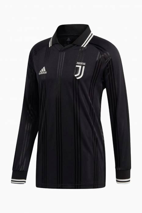 Tričko adidas Juventus FC 19/20 Icons Retro LS