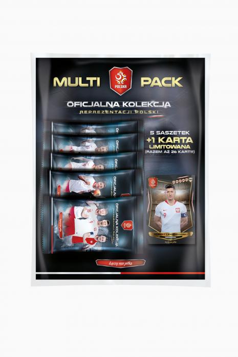Multipack Oficjalna Kolekcja Kart Reprezentacji Polski 2020